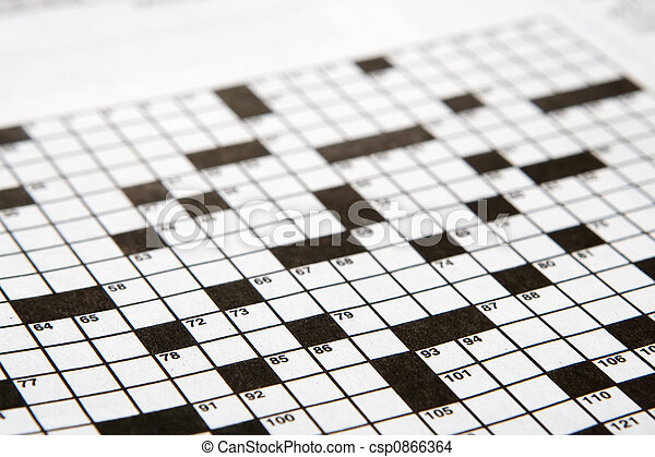 Crossword Puzzle - csp0866364