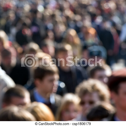 Crowd - csp1806179