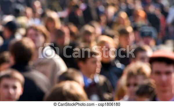 Crowd - csp1806180