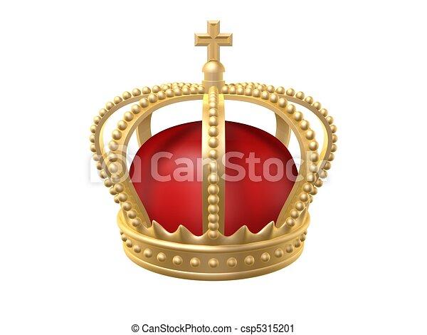 crown of king - csp5315201