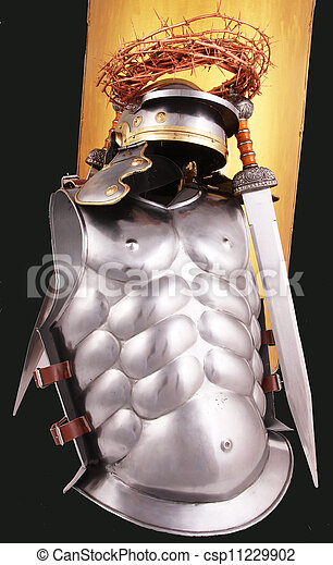 crown of thorns - csp11229902