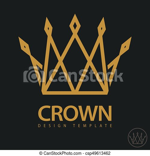 Crown Royal Icon Vector