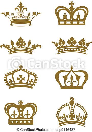 Crowns - csp9146437