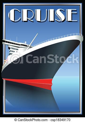 Cruise - csp18349170