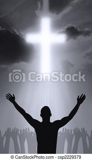 crucifixos - csp2229379