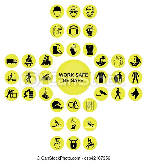 cruciform, cobrança, saúde, amarela, segurança, ícone - csp42167356