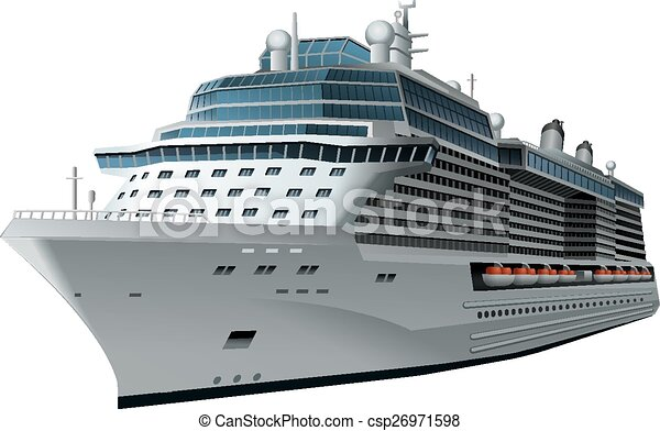 cruise ship - csp26971598