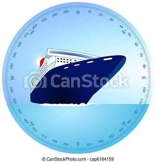 cruise ship - csp6164159