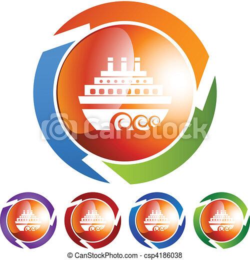 Cruise Ship - csp4186038