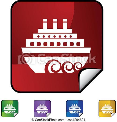 Cruise Ship - csp4204634