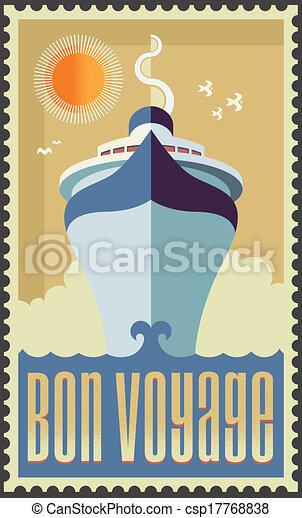 Cruise Ship - csp17768838
