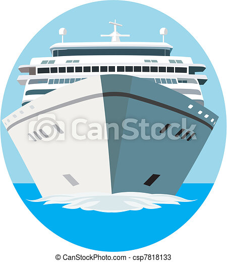Cruise ship - csp7818133
