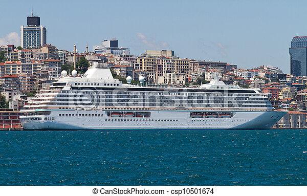 Cruise Ship - csp10501674