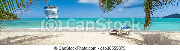 Cruise ship - csp36553875