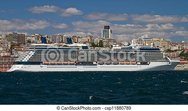 Cruise Ship - csp11880789