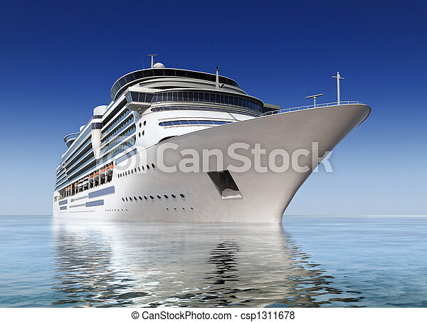cruise ship - csp1311678
