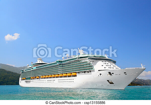 Cruise Ship - csp13155886