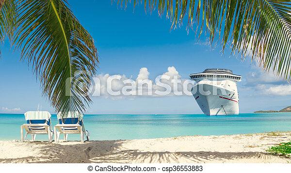 Cruise ship - csp36553883