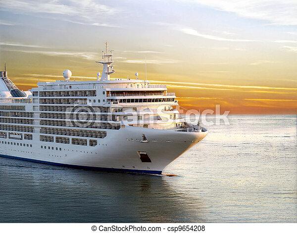 Cruise Ship - csp9654208