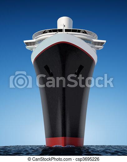 cruise ship - csp3695226