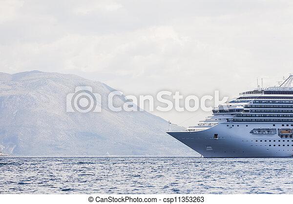 Cruise ship - csp11353263