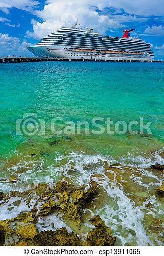 Cruise Ship - csp13911065