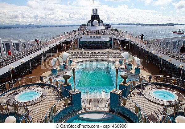 cruise ship - csp14609061