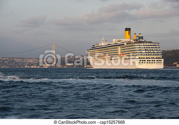 Cruise Ship - csp15257668