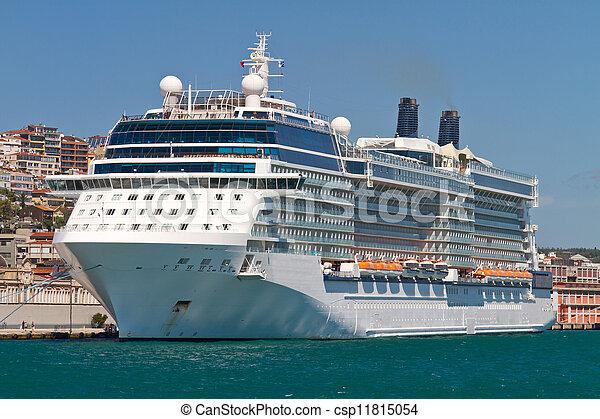 Cruise Ship - csp11815054