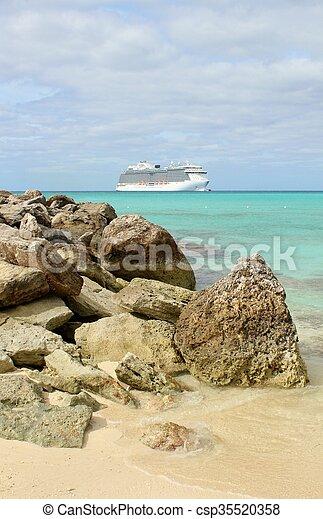 Cruise ship - csp35520358