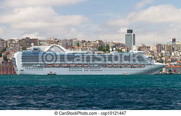 Cruise Ship - csp10121447