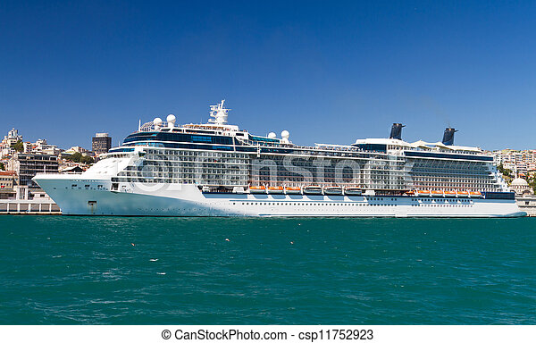 Cruise Ship - csp11752923