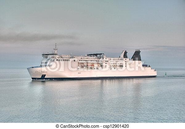 Cruise ship - csp12901420