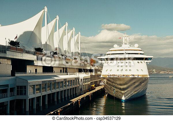 Cruise ship - csp34537129