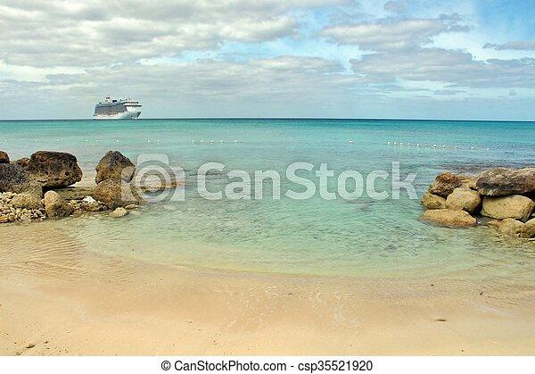 Cruise ship - csp35521920