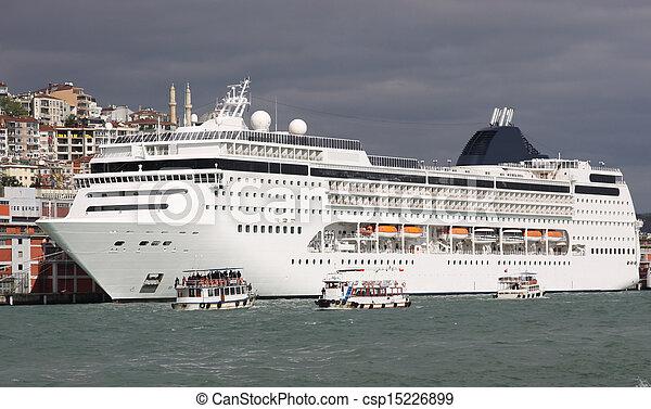 Cruise Ship - csp15226899