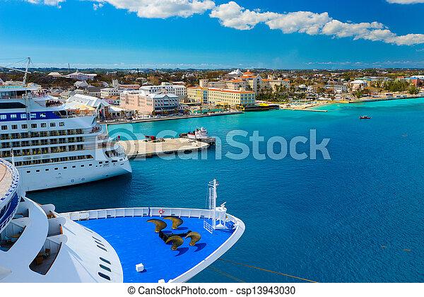 Cruise ship - csp13943030