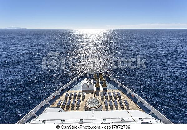 Cruise ship - csp17872739