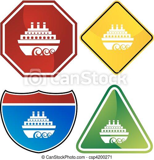 Cruise Ship - csp4200271