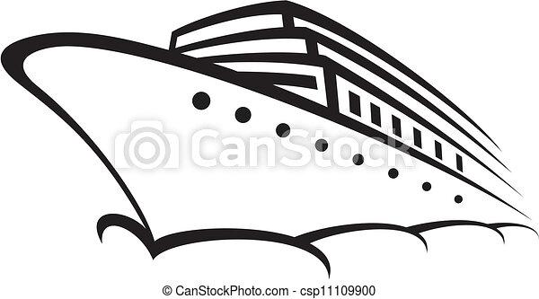 Cruise Ship Ocean Liner Modern