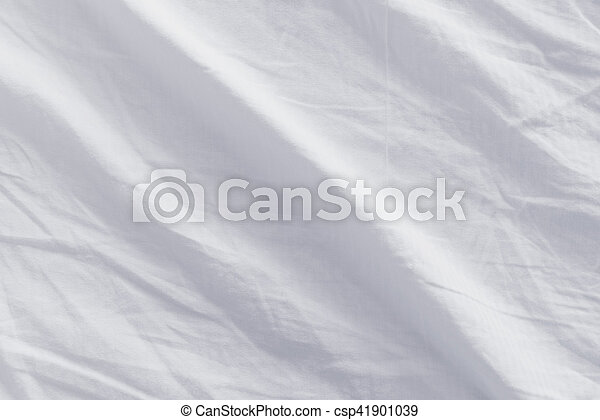 Crumpled Bed Sheets Texture   Csp41901039