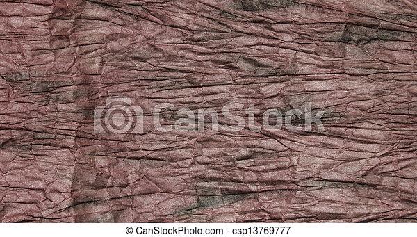 Crumpled Paper - csp13769777