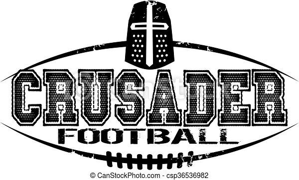 crusader football - csp36536982