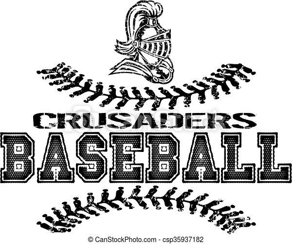 crusaders baseball - csp35937182