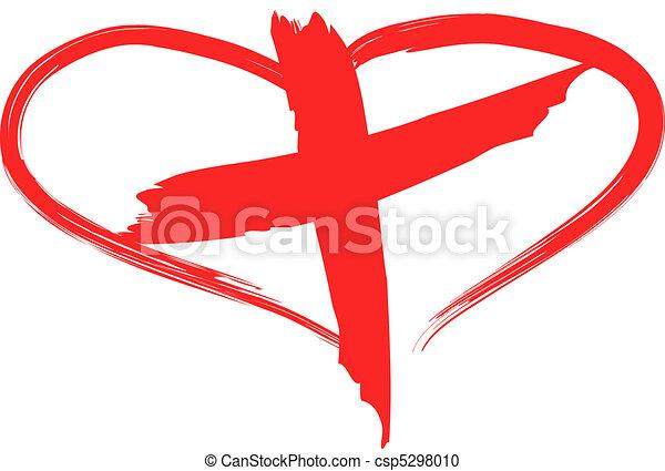 Cruz roja - csp5298010