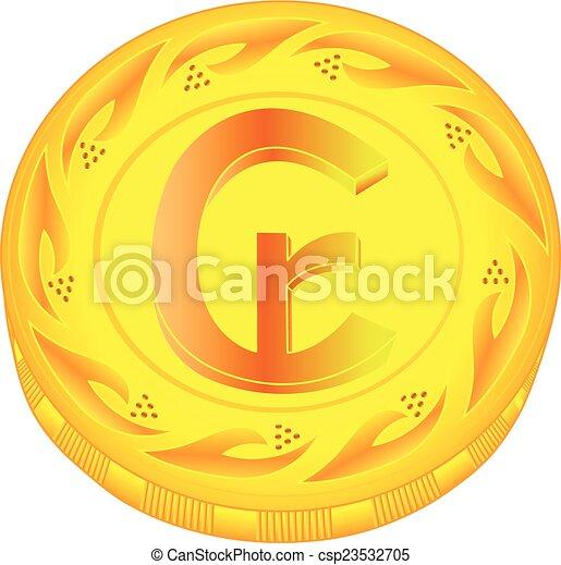 Cruzeiro coin - csp23532705