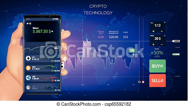Private commerce crypto trading