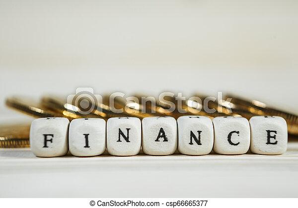 cryptocurrency, concettuale, parola, finanza, bitcoin - csp66665377