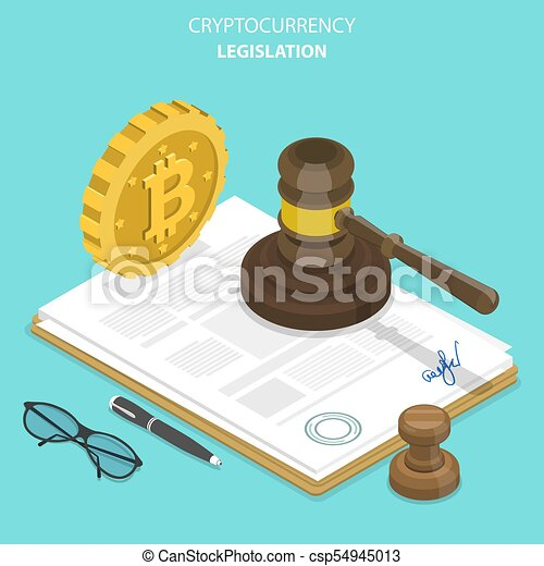 Federal cryptocurrency law bill