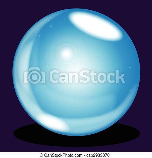 Crystal Ball - csp29338701